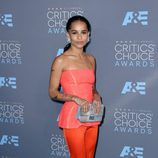Zoë Kravitz en los Critics' Choice Awards 2016