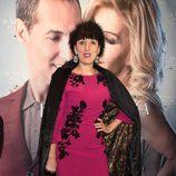 Rossy de Palma en el estreno de la obra 'El amor está en el aire'