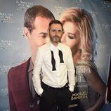 Luis Miguel Seguí en el estreno de la obra 'El amor está en el aire'