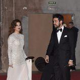 Blanca Suárez y Mario Casas en la alfombra roja de los Premios Feroz 2016