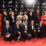 Todos los ganadores de los Premios Feroz 2016