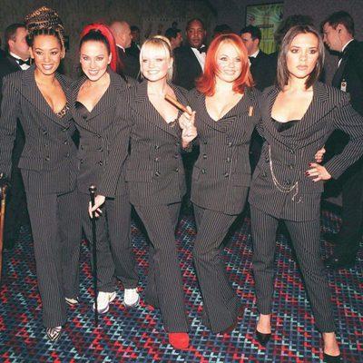 Spice Girls en Londres