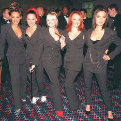Spice Girls en Londres