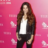 Melissa Jiménez en los Premios Telva Belleza 2016