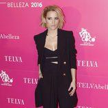 Ana Fernández en los Premios Telva Belleza 2016