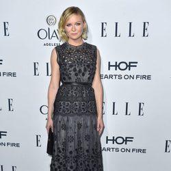 Kirsten Dunst en los Premios ELLE Women in Television 2016