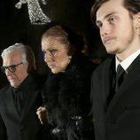 Céline Dion rota de dolor en el funeral de su marido René Angellil
