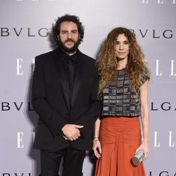Borja Thyssen y Blanca Cuesta en la fiesta del 40 cumpleaños de Eugenia Silva