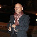 Modesto Lomba en la fiesta del 40 cumpleaños de Eugenia Silva