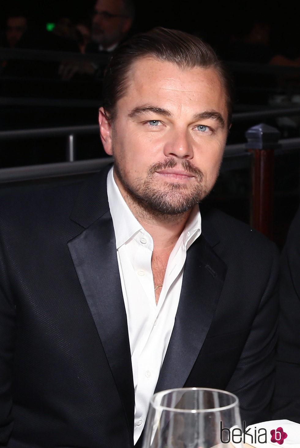 Leonardo DiCaprio en los Producers Guild Awards 2016