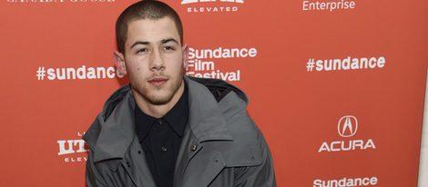Nick Jonas en el Festival de Sundance 2016