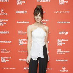 Kate Beckinsale en el Festival de Sundance 2016
