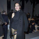 Adriana Abascal en el desfile de Versace en la Semana de la Alta Costura de París primavera/verano 2016
