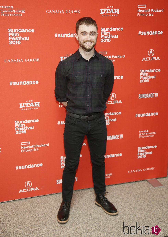 Daniel Radcliffe en el Festival de Sundance 2016