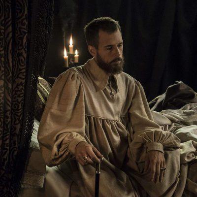 Álvaro Cervantes en el último capítulo de 'Carlos, Rey Emperador'