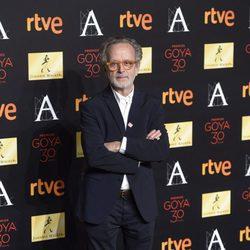 Fernando Colomo en la cena de los nominados a los Premios Goya 2016