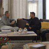 Bertín Osborne invita a Alejandro Sanz a su programa 'En la tuya o en la mía'