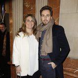 Carlota Corredera y Raúl Prieto