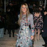 Anna Dello Russo en el desfile de Valentino en la Semana de la Alta Costura de París primavera/verano 2016