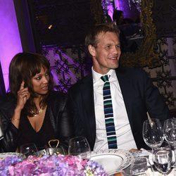 Tyra Banks y su pareja, Erik Asla