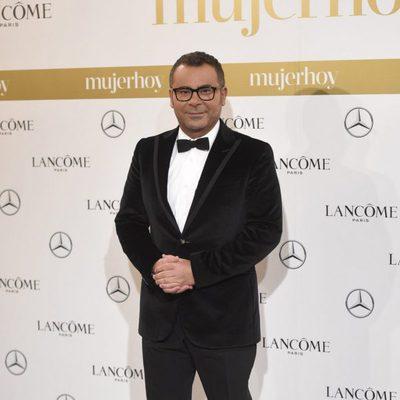 Jorge Javier Vázquez en los Premios Mujer Hoy 2016