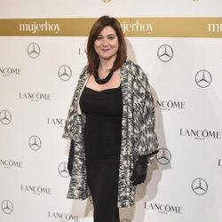 Luisa Martín en los Premios Mujer Hoy 2016