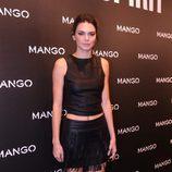 Kendall Jenner en la presentación de la colección 'Tribal Spirit' de Mango en Barcelona