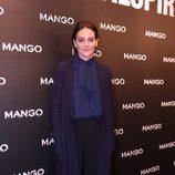 Laura Ponte en la presentación de la colección 'Tribal Spirit' de Mango en Barcelona