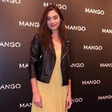 Rocío Crusset en la presentación de la colección 'Tribal Spirit' de Mango en Barcelona