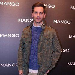 Marc Clotet en la presentación de la colección 'Tribal Spirit' de Mango en Barcelona