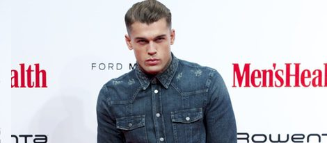 Stephen James en los Premios Men's Health 2015