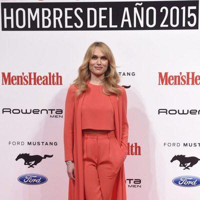 Patricia Conde en los Premios Men's Health 2015