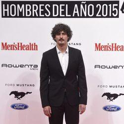 Antonio Pagudo en los Premios Men's Health 2015