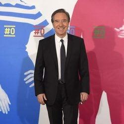 Iñaki Gabilondo en la presentación del canal #0