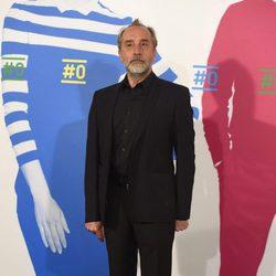 Gonzalo de Castro en la presentación del canal #0