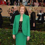 Carol Burnett en la alfombra roja de los SAG 2016
