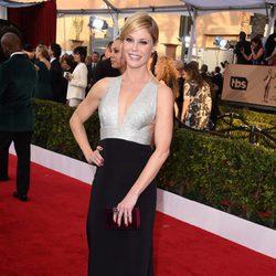 Julie Bowen en la alfombra roja de los SAG 2016
