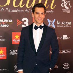 Marc Clotet en los Premios Gaudí 2016