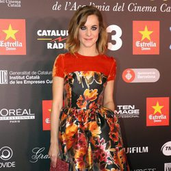 Alba Ribas en los Premios Gaudí 2016