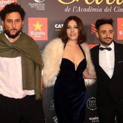 Juan Antonio Bayona en los Premios Gaudí 2016