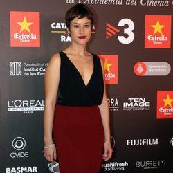 Aída Folch en los Premios Gaudí 2016