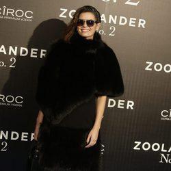María Reyes en la premiere en Madrid de 'Zoolander 2'