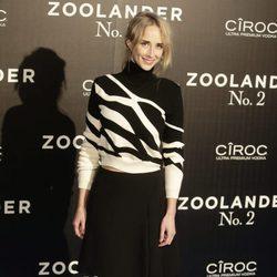Ingrid García Jonsson en la premiere en Madrid de 'Zoolander 2'