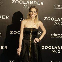 Kira Miró en la premiere en Madrid de 'Zoolander 2'
