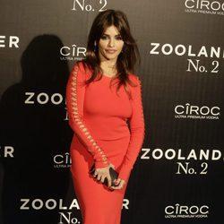 Mónica Cruz en la premiere en Madrid de 'Zoolander 2'