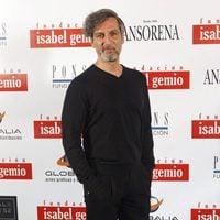 Ernesto Alterio en la subasta benéfica 'Artistas con Duende'