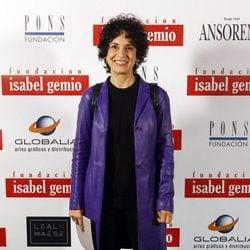 Adriana Ozores en la subasta benéfica 'Artistas con Duende'