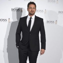 Gerard Butler en la fiesta de 'Boss Bottled' de Hugo Boss en Madrid