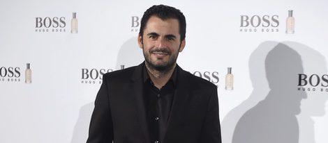 Emiliano Suárez en la fiesta de 'Boss Bottled' de Hugo Boss en Madrid