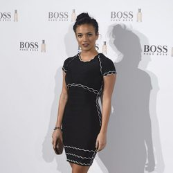 Elisa Mouliaá en la fiesta de 'Boss Bottled' de Hugo Boss en Madrid